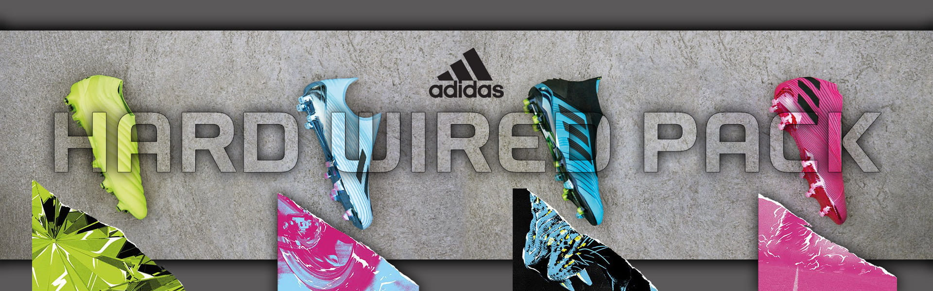 ADIDAS Hard Wired Pack