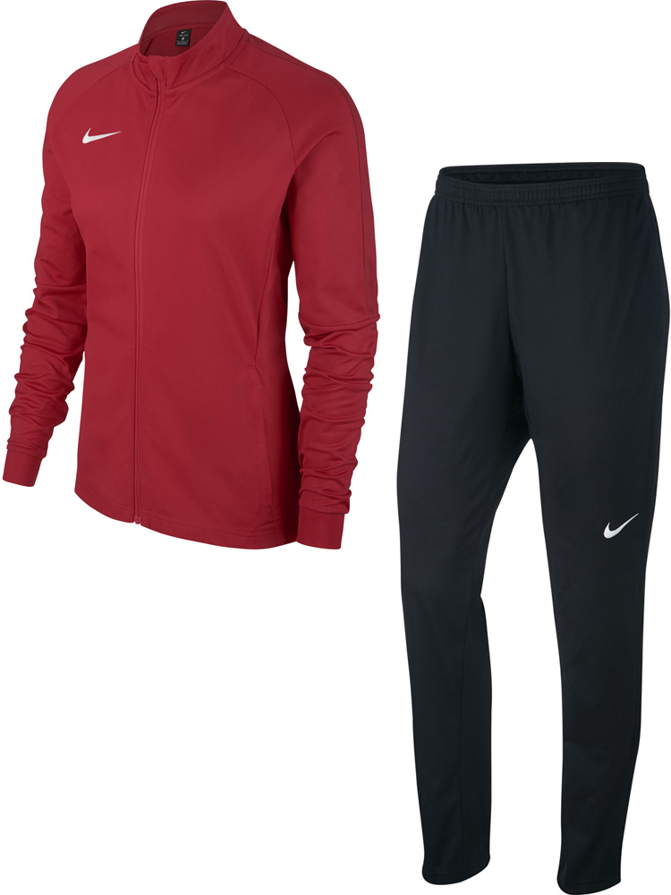 good quality factory outlet outlet on sale Nike Academy 18 Damen Trainingsanzug university red-weiß