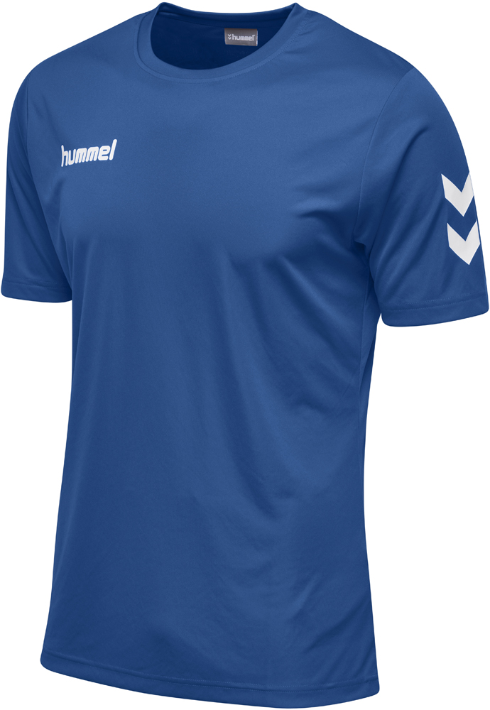 53135dadcef475 Hummel Core Polyester T-Shirt true blue