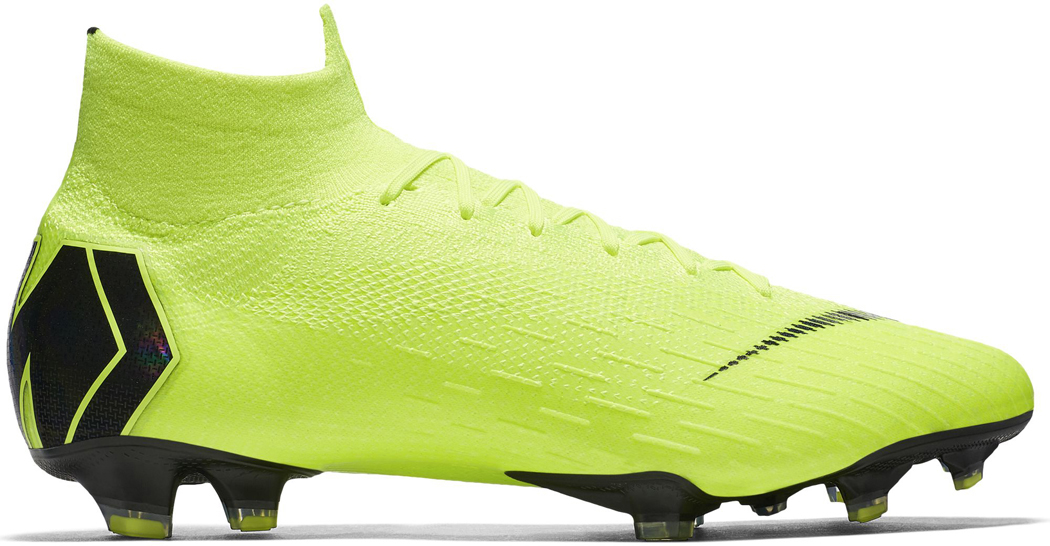 new product 11c60 1f065 ... coupon for nike mercurial superfly vi el fg fußballschuh volt schwarz  0a2d2 4dfc2