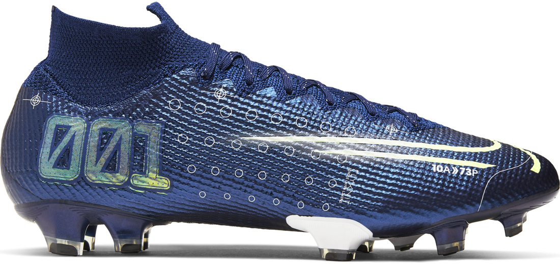 Nike Mercurial Superfly 7 Elite Fg Fussballschuh Blue Void
