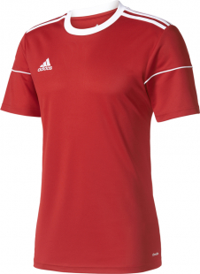 Adidas Squadra 17 Trikot power red-weiß