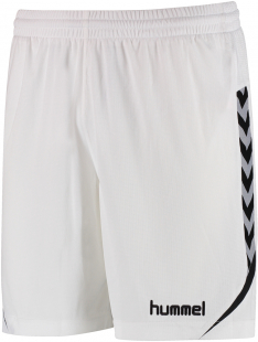 Hummel Authentic Charge Poly Shorts weiß