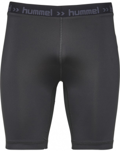 Hummel First Performance Short Funktions-Tights schwarz