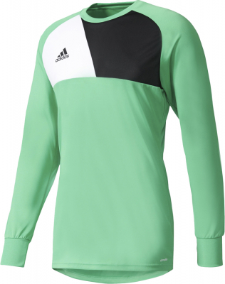 Adidas Assita 17 Torwart Trikot energy green