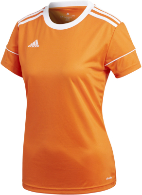 Adidas Squad 17 Damen Trikot orange-weiß
