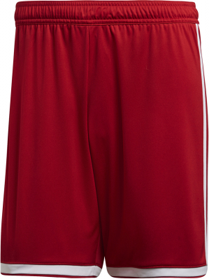 Adidas Regista 18 Shorts power red-weiß