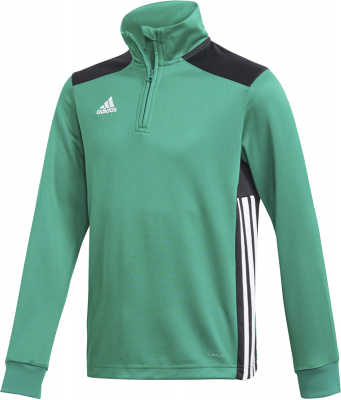 Adidas Regista 18 Kinder Training Top bold green-schwarz