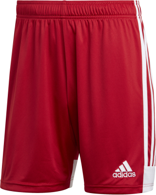 Adidas Tastigo 19 Shorts power red-weiß