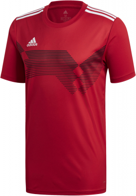 Adidas Campeon 19 Trikot power red-weiß 152