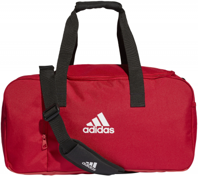 Adidas Tiro Trainingstasche S power red-weiß 50 x 25 x 25 cm