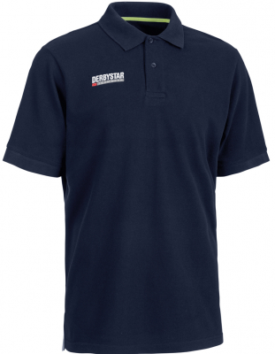 Derbystar Basic Poloshirt navy