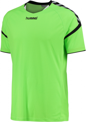 Hummel Authentic Charge Poly Trikot green gecko pr