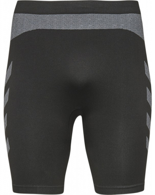 Hummel First Comfort Short Funktions-Tights schwarz