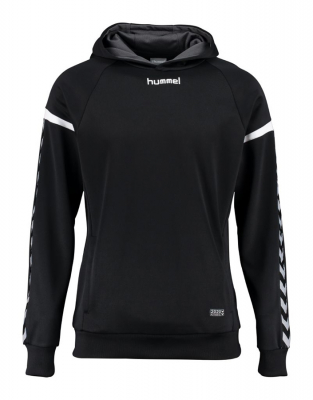Hummel Authentic Charge Poly Hoodie schwarz