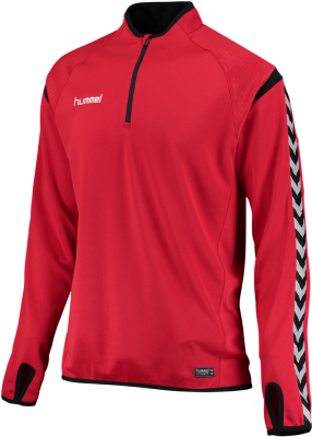 Hummel Authentic Charge Training Sweat true red