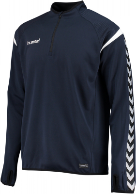 Hummel Authentic Charge Training Sweat total eclipse