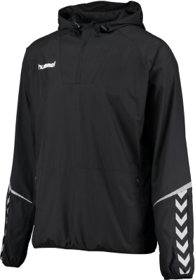 Hummel Authentic Charge Light Weight Windbreaker schwarz