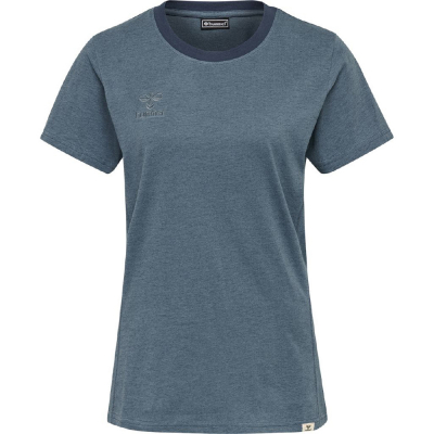 Hummel Damen T-Shirt Move blau