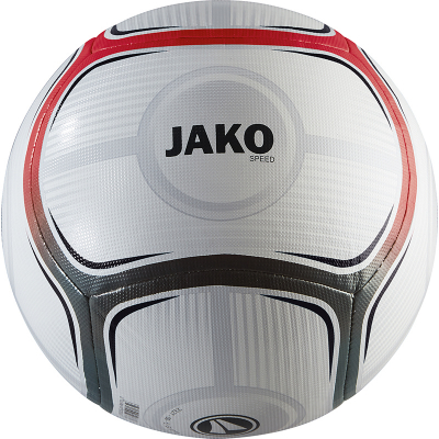 Jako Speed Trainingsball Gr. 5 weiß-rot-anthrazit 5