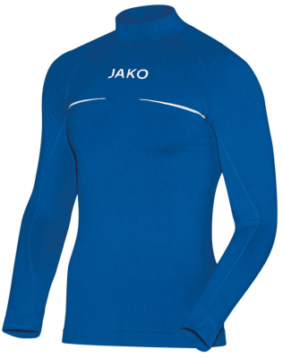 Jako Comfort Turtleneck Shirt royal