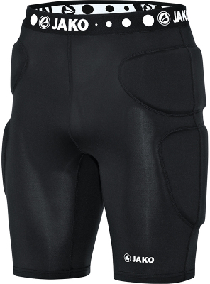 Jako Goalkeeper Short Tights schwarz