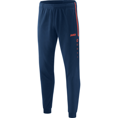 Jako Competition 2.0 Polyesterhose navy-flame