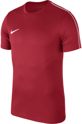 Nike Park 18 Training Kurzarm Top university red-weiß