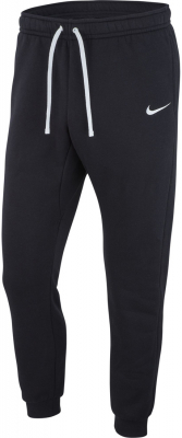 Nike Team Club 19 Fleece Pants schwarz-weiß