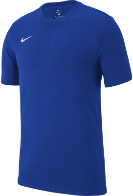 Nike Team Club 19 T-Shirt royal blue-weiß