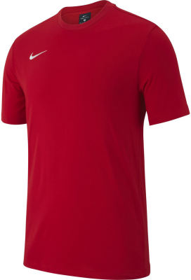 Nike Team Club 19 Kinder T-Shirt university red-weiß