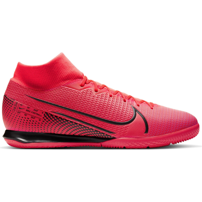 Nike IC Fußballschuh Mercurial Superfly 7 Academy rot