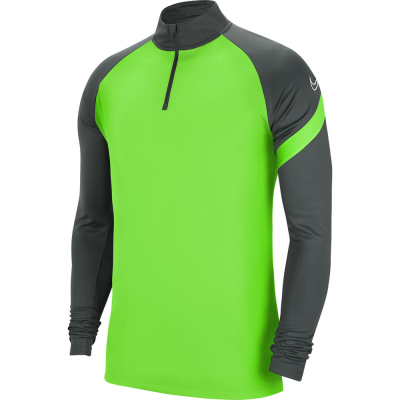 Nike Academy 20 Pro Langarm Drill-Top green strike-anthrazit
