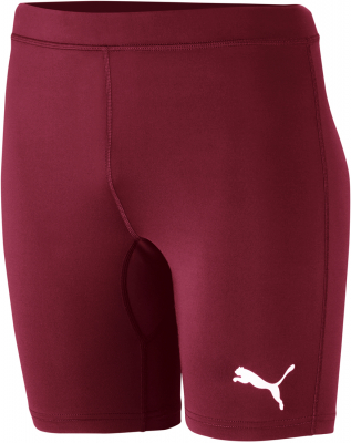 Puma Liga Baselayer Short Tights cordovan
