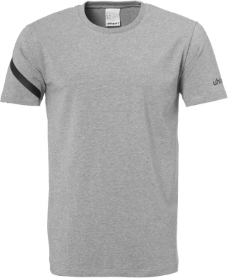 Uhlsport Essential Pro T-Shirt dark grau melange
