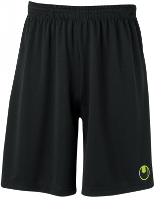 Uhlsport Center Basic II Shorts mit Innenslip schwarz-flash