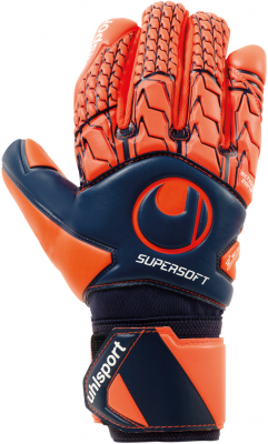 Uhlsport Next Level SUPERSOFT HN Torwarthandschuh marine
